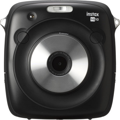 PRO FUJI INSTAX SQUARE SQ10 CAMERA - BLACK (discontinued)