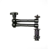 "PRO ARTICULATING MOUNTING ARM - 11"" W/SHOE MOUNT (3739)"