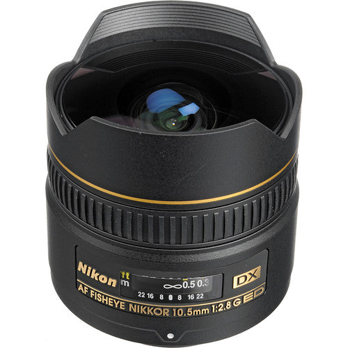 Nikon 10.5mm F2.8 Fisheye DX Rental Orem