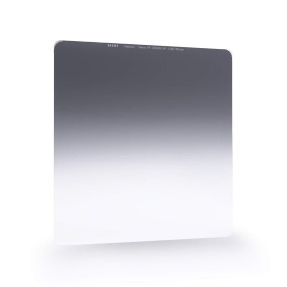 NiSi 150x170mm Nano IR Medium Graduated Neutral Density Filter - ND8 (0.9) - 3 Stop