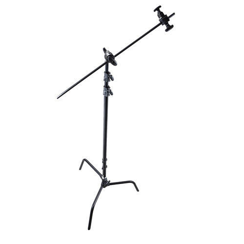 PRO C-STAND KIT W/TURTLE BASE & BOOM ARM (5584)