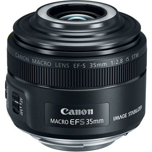 CANON LENS EF-S 35MM F/2.8 IS STM MACRO