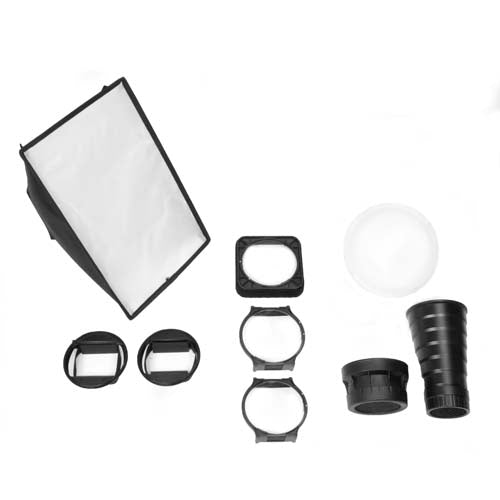PRO PORTRAIT KIT FOR SHOE MOUNT FLASHES