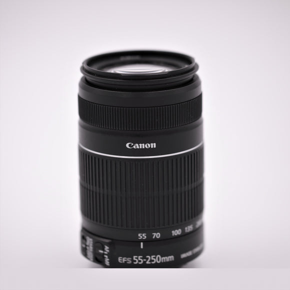 used canon 55-250 IS II