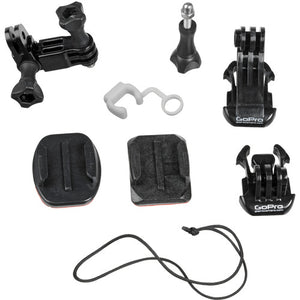 GOPRO GRAB BAG - VARIOUS MOUNTS