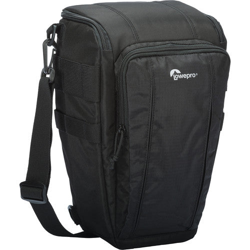 LOWEPRO SHOULDER BAG TOPLOADER ZOOM 55 AW II - BLACK