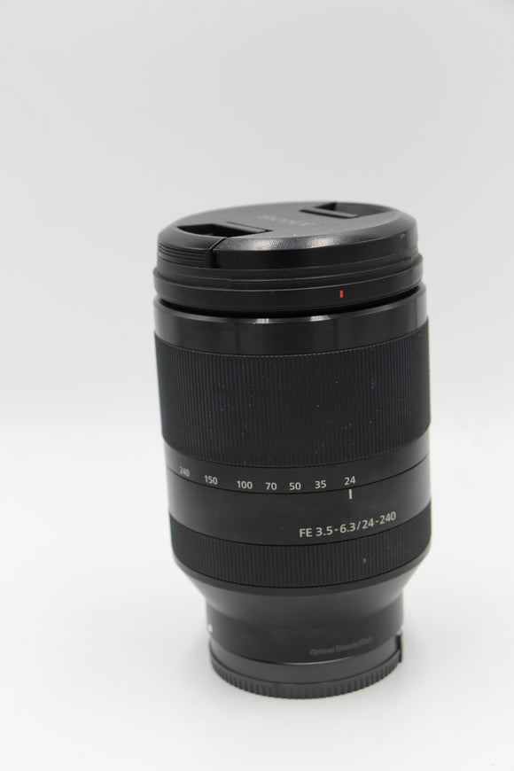 USED LENS SONY 24-240MM F/3.5-6.3 FE