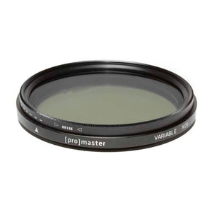 PRO HGX FILTER VND - 62MM (9329) VARIABLE ND