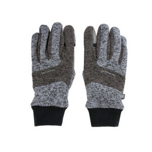 PRO PHOTO GLOVES - KNIT GRAY SMALL