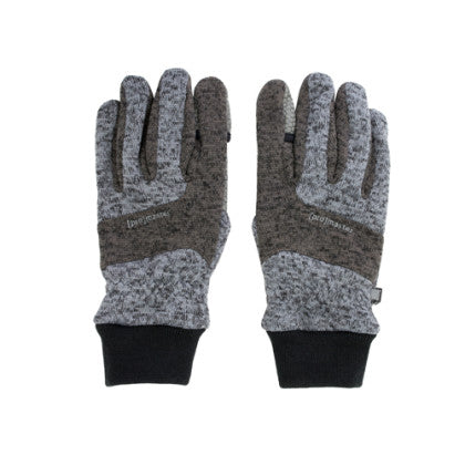 PRO PHOTO GLOVES - KNIT GRAY XX LARGE