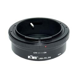 PRO KIWI MOUNT ADAPTER - CANON FD TO SONY NEX