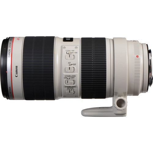 Canon 70-200mm f/2.8 V2  Rental - SLC