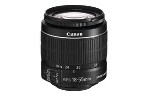 CANON 18-55MM F/3.5-5.6 IS II LENS - OUT OF KIT