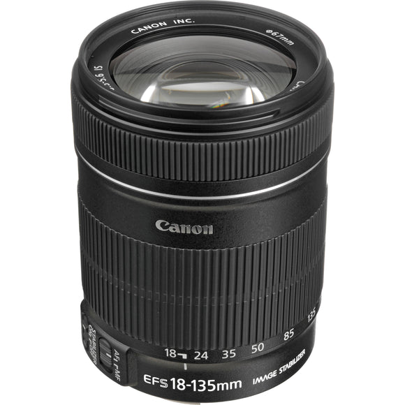 Used Canon 18-135mm IS  STM