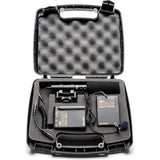 AZDEN LAVALIER LAPEL VHF WIRELESS & SMX-10 SHOTGUN MIC KIT (WHD-PRO + i)