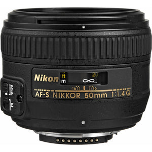 Nikon 50mm F1.4 Rental Orem