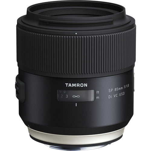 RENTAL - TAMRON LENS 85MM F/1.8 SP DI VC USD - CANON (SN: )