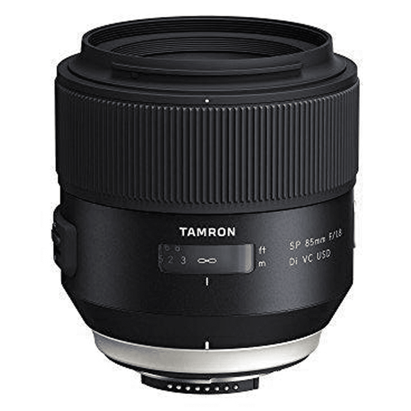 Tamron Lens 85mm f/1.8 (Canon Mount) Rental - SLC