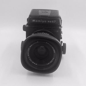 Used Mamiya RB-67 W/90mm Lens (SLC)