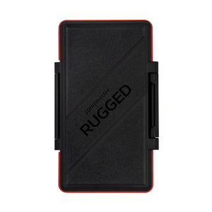 Rugged Memory Case for SD & Micro SD