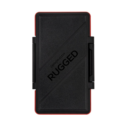 Promaster Rugged Memory Card Case SD/Micro