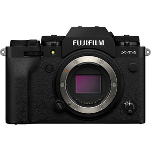 Fuji X-T4 Black Body Only