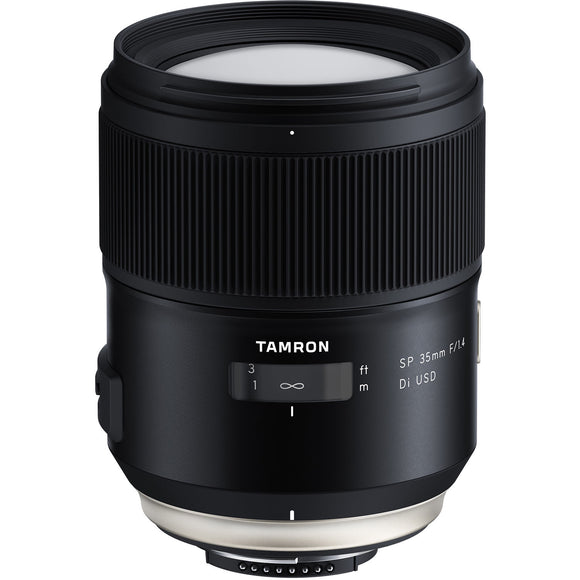 Tamron SP 35mm f/1.4 Di Canon