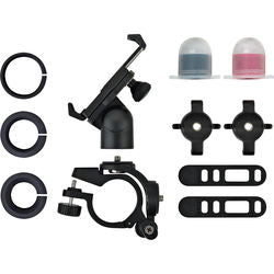 JOBY GRIPTIGHT BIKE MOUNT PRO & LIGHT PACK (JB01392) D