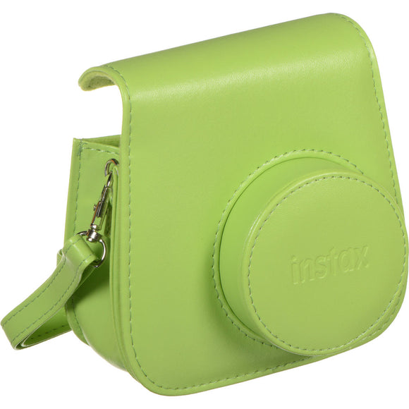 PRO FUJI MINI 9 GROOVY CASE - LIME GREEN (5361)