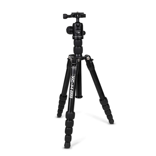 XC-M 522K Professional Tripod Kit with Head - Black (3405)