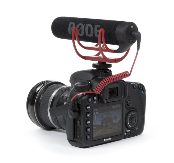 RODE VIDEOMIC GO LIGHTWEIGHT ON CAMERA MICROPHONE