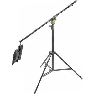 MANFROTTO GRIP - 420B COMBI BOOM STAND BLACK