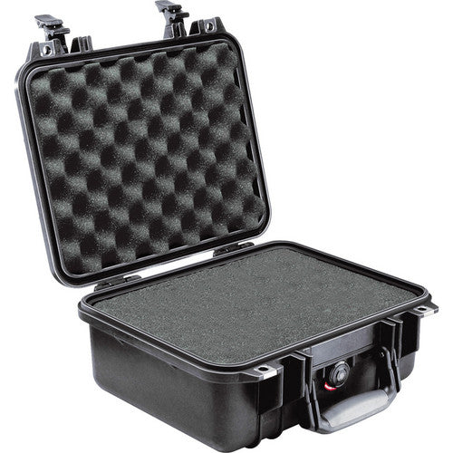 PELICAN CASE 1400 - BLACK W/FOAM