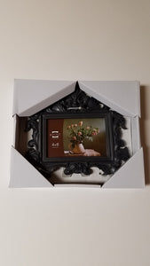 Prinz 6x4 Versailles Antique Black