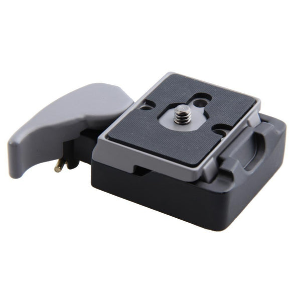 Manfrotto compatible quick Release Adapter