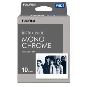 Pro Fuji instax Wide Monochrome Film - 10-Pack (9071)