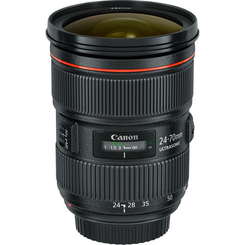 Canon 24-70mm F2.8L Rental Orem