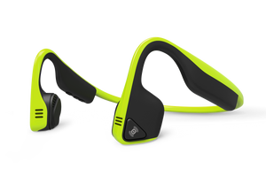 AFTERSHOKZ TITANIUM HEADPHONES - IVY GREEN