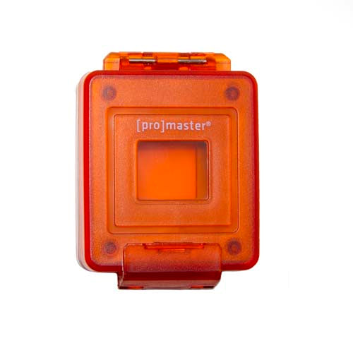 PRO WEATHERPROOF CARD CASE HI-VIS ORANGE D