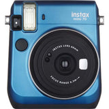 PRO FUJI INSTAX MINI 70 CAMERA - BLUE