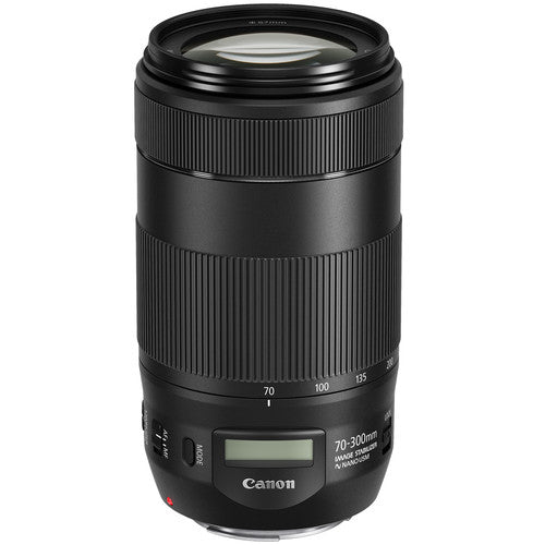 CANON LENS EF 70-300MM F/4-5.6 IS USM II