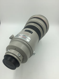 Used Canon 400mm f/2.8 Lens (SLC)