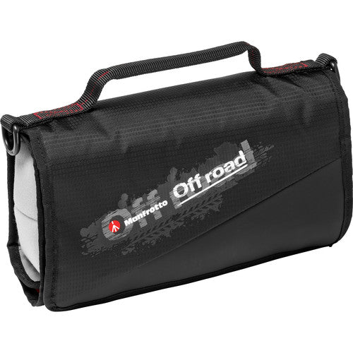 MANFROTTO BAG - OFF ROAD STUNT ROLL ORGANIZER FOR ACTION CAMERAS