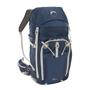 LOWEPRO BACKPACK ROVER PRO 45L AW - BLUE/LIGHT GRAY D