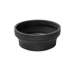 PRO RUBBER LENS HOOD (WIDE) - 58MM D