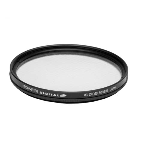PRO DIGITAL HD FILTER CROSS SCREEN - 58MM (2863)