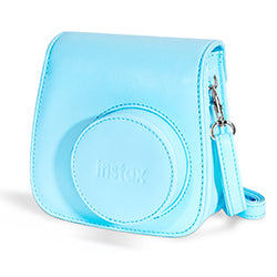 Disc. PRO FUJI GROOVY CASE FOR INSTAX MINI 8 - BLUE D
