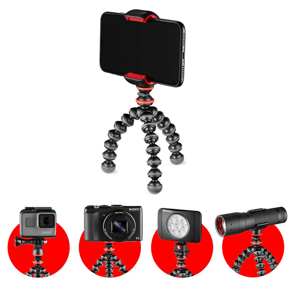 GorillaPod Starter Kit (Black)