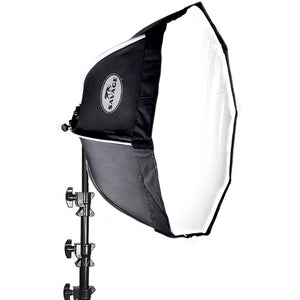 QUICK OPEN SOFTBOX WITH SPEEDLIGHT RING