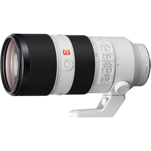 SONY LENS 70-200MM F/2.8 GM OSS FE E-MOUNT